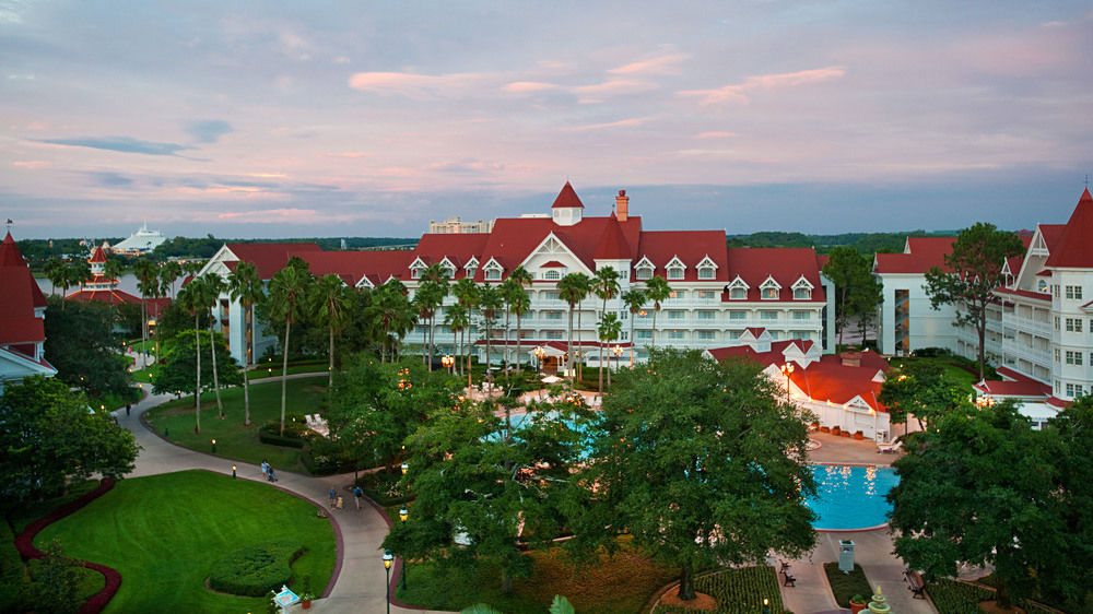 Disabled Holidays - Disney Grand Floridian Resort, Orlando, USA