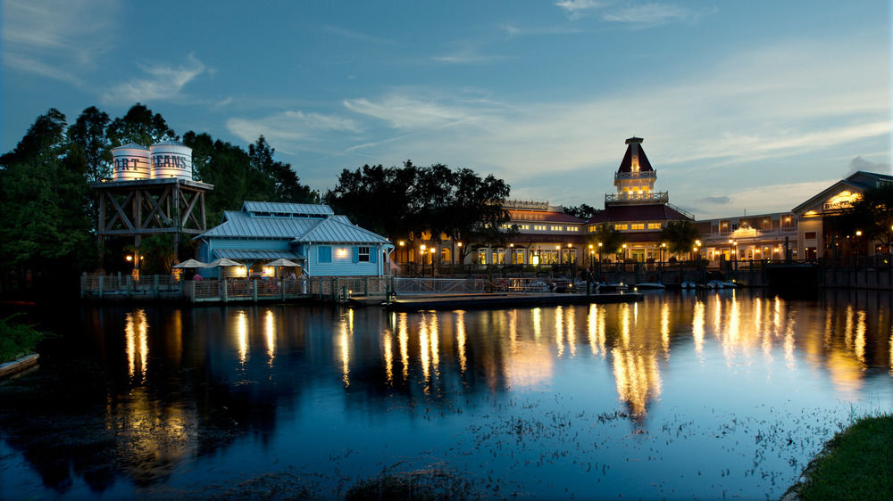 Disabled Holidays - Disneys Port Orleans Riverside Resort, Orlando, USA