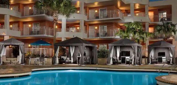 Orlando Florida Embassy Suites