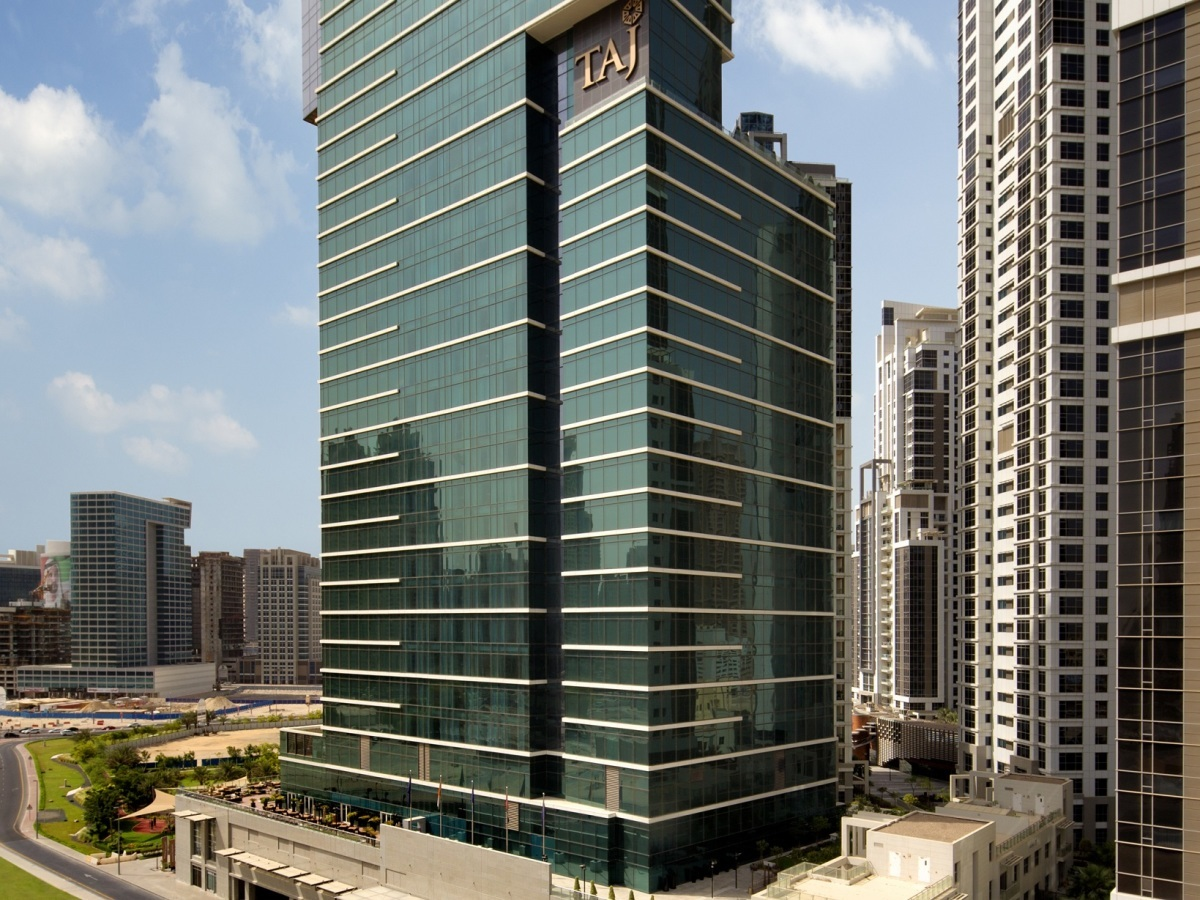 Disabled Holidays Hotel Taj Dubai, United Arab Emirates - Wheelchair accessible holidays accommodation Dubai