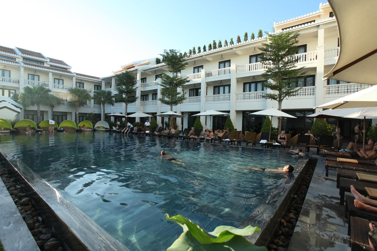 Holidays for Disabled in Thanh Binh Riverside Hotel, Hoi An, Vietnam