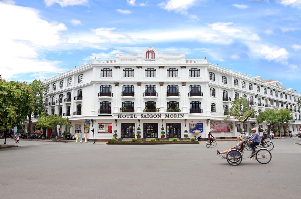 Holidays for Disabled in Saigon Morin Hotel, Hue, Vietnam
