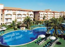 Disabled Holidays - Viva Blue Aparthotel,  Majorca