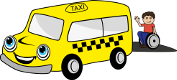 Wheelchair Accessible Holiday Taxis - Adapted Holiday Taxi Transfers Worldwide