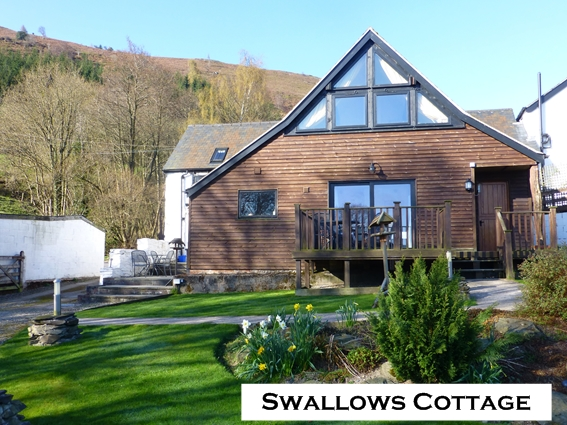 Disabled Holidays - Swallow Cottage - Dee Valley Cottages, Wales