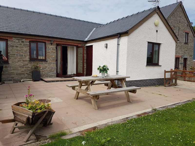 Disabled Holidays - The Milking Parlour - Wales