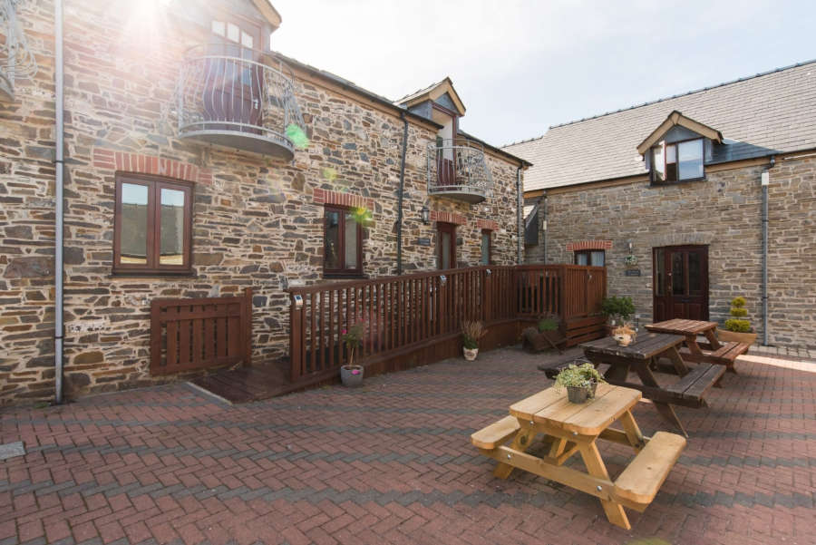 Disabled Holidays - The Stable - Wales