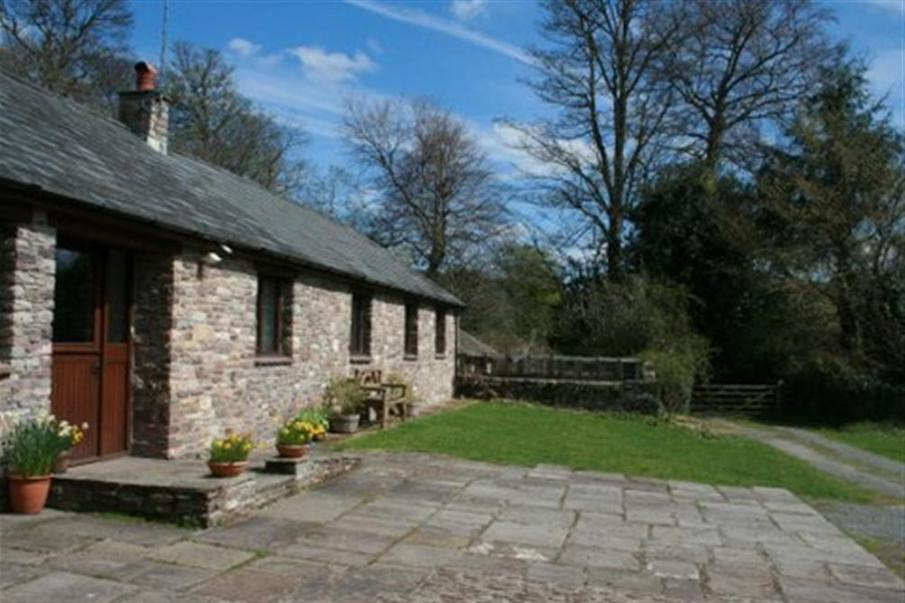 Disabled Holidays - Cui Hen Beudy, Powys, Wales