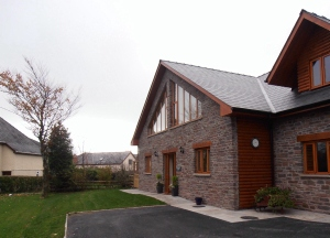 Disabled Holidays - Poplar Tree Eco Lodge, Brecon, Powys, Wales