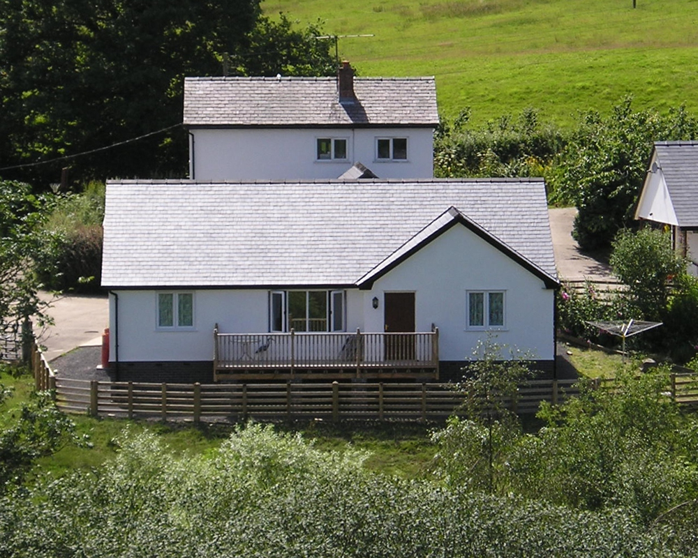 Disabled Holidays - Swallow Cottage, Welshpool, Powys, Wales