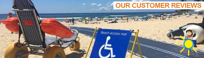 Disabled Holidays - Our Customer Reviews
