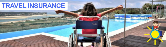 Disabled Holidays - Travel Insurance