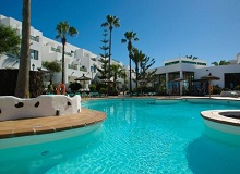 Disabled Holidays - Galeon Playa Apartments, Costa Teguise, Lanzarote