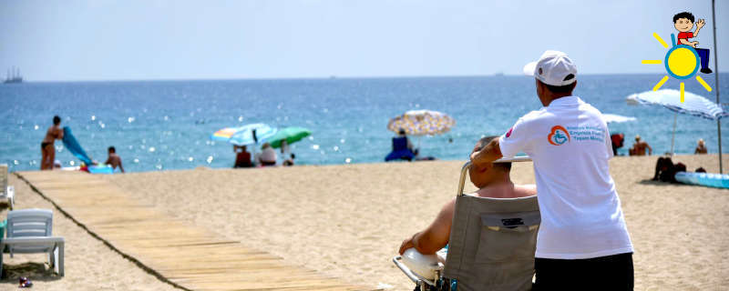 Disabled Holidays - Wheelchair Friendly Holidays in Europe