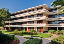 Disabled Holidays - Rosen Inn at Pointe Orlando - Orlando, Florida, USA
